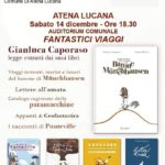 Fantastici viaggia a #Atena Lucana @ Atena Lucana, Auditorium Comunale